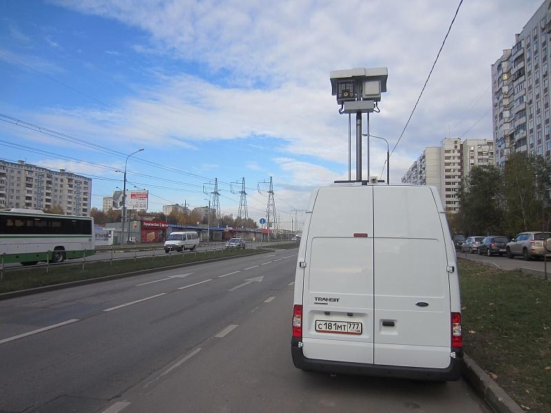 Схему дорожных камер в