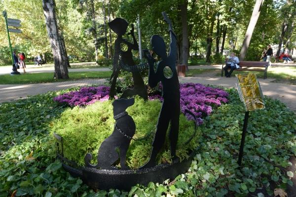 Собянин: За 5 лет в Москве благоустроено 400 зеленых территорий